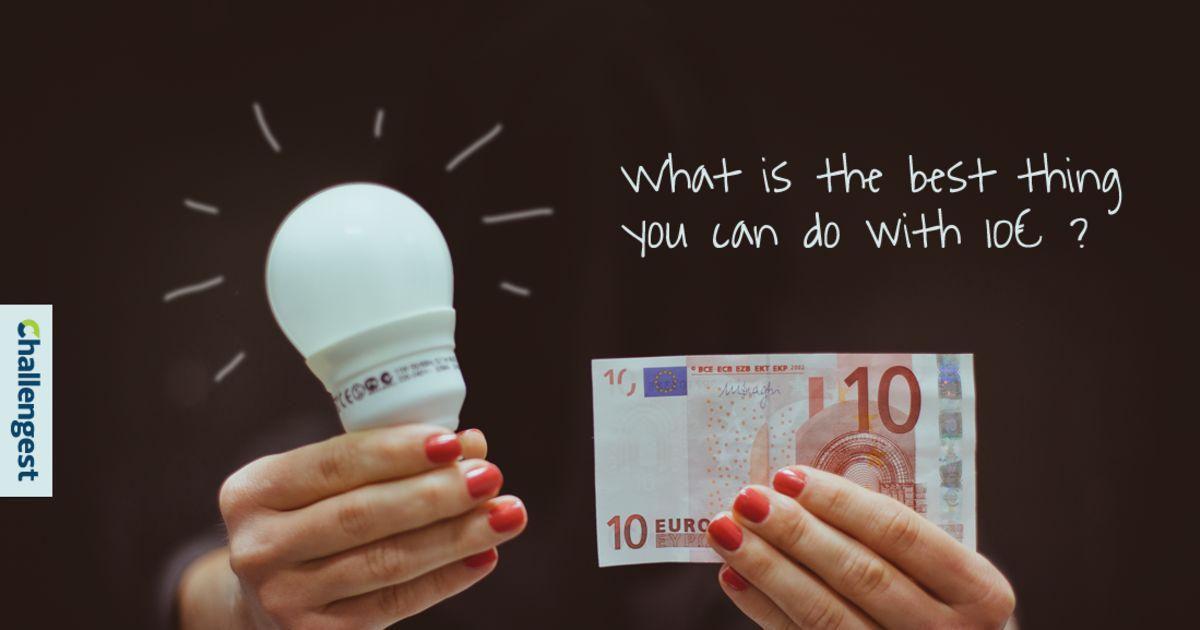 10€ business idea