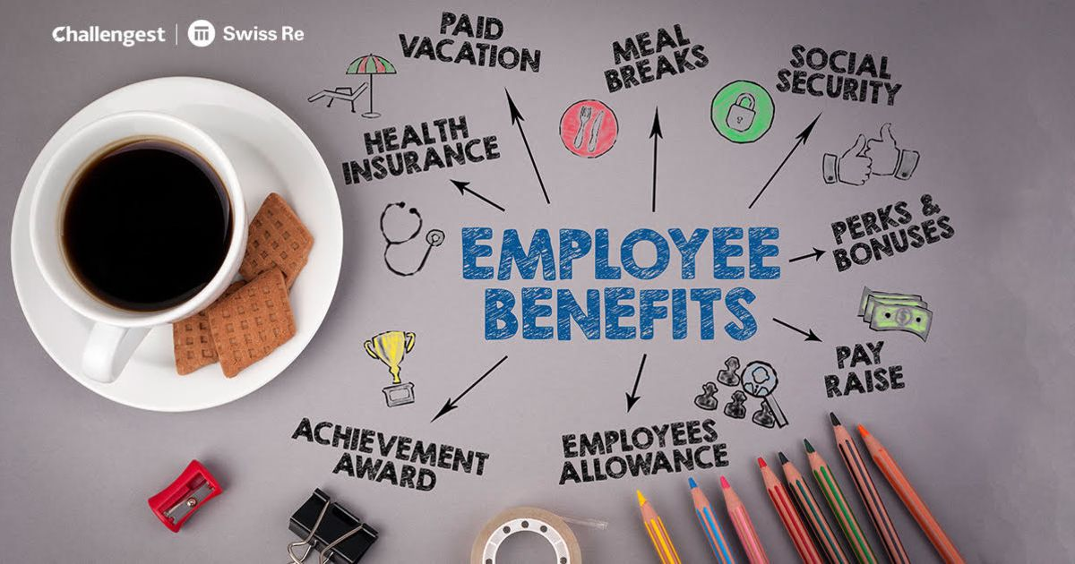 Manager´s challenge: Create benefit package for your employees