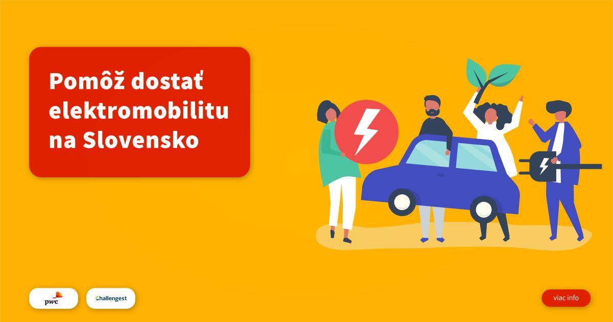 PwC's Consulting Challenge - je Slovensko pripravené na elektroinvestície?
