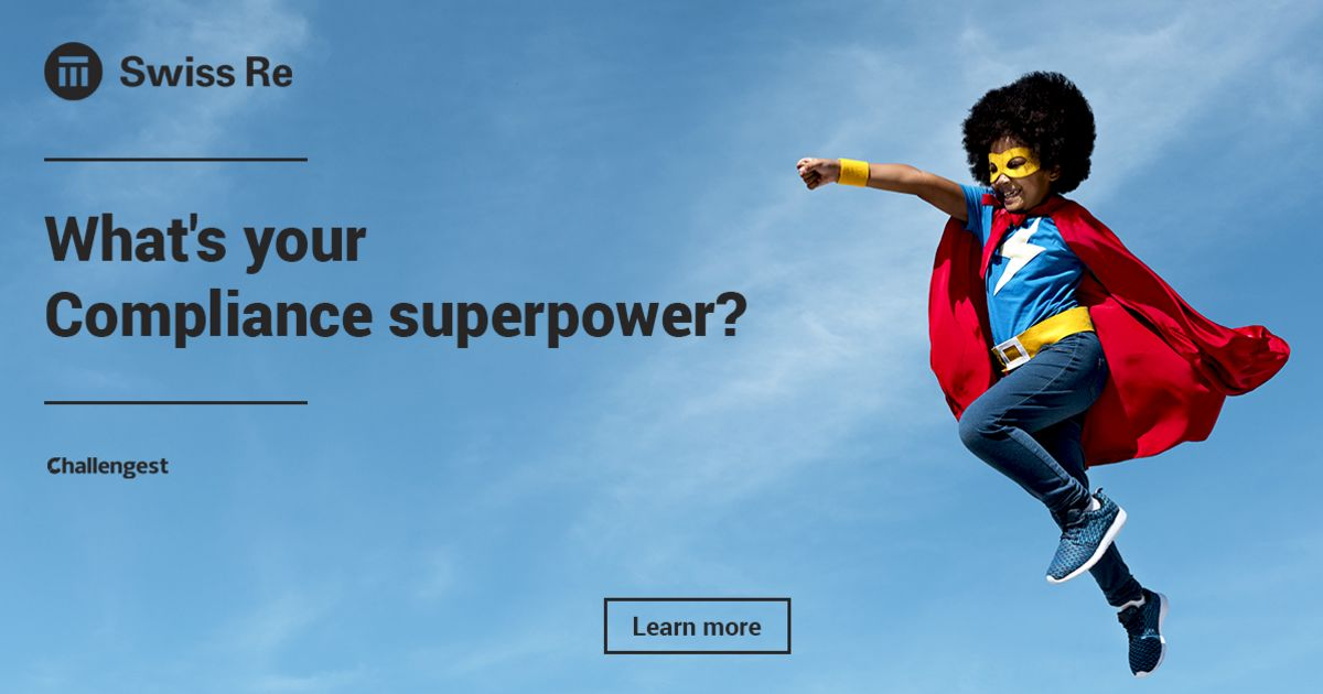 What's your Compliance superpower?