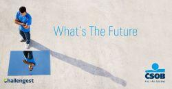 ČSOB Poisťovňa Challenge 2016 - Pobočka poisťovne 21. storočia?  What's The Future!