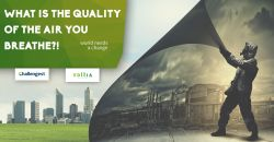 Raising awareness about air pollution