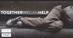 How can WE help homeless people?