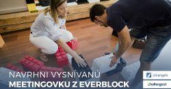 JobAngels challenge: vysnívaná Everblock meetingovka
