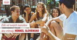 HENKEL SLOVENSKO Tvoj budúci zamestnávateľ? To znie fajn! #HenkelSlovensko