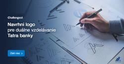 Navrhni logo pre Duálne vzdelávanie Tatra banky
