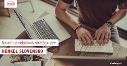 """Navrhni marketingovú komunikáciu pre """"ProNature"""" - novú produktovú radu HENKEL"""