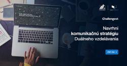 Navrhni komunikačnú stratégiu Duálneho vzdelávania Tatra banky