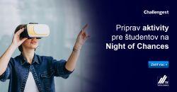 Navrhni promo pre Tatra banku a poď s nami na Night of Chances